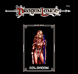 Zrzut ekranu #1 Advanced Dungeons Dragons Heroes Of The Lance