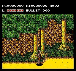 Zrzut ekranu #1 Adventures Of Bayou Billy