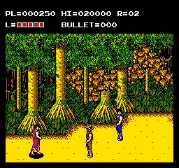 Zrzut ekranu #2 Adventures Of Bayou Billy