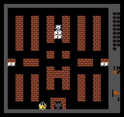 Zrzut ekranu #2 Танчики Battle City