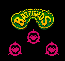Zrzut ekranu #1 Battletoads - боевые жабы