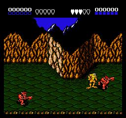 Zrzut ekranu #2 Battletoads - боевые жабы