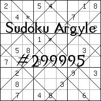 Sudoku Argyle №299995