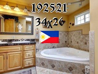 Filipiński puzzle №192521
