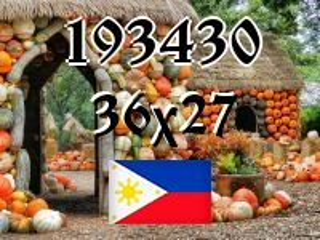 Filipiński puzzle №193430