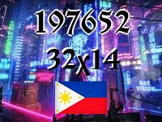 Filipiński puzzle №197652