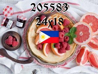 Filipiński puzzle №205583