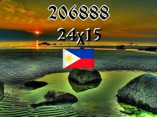 Filipiński puzzle №206888