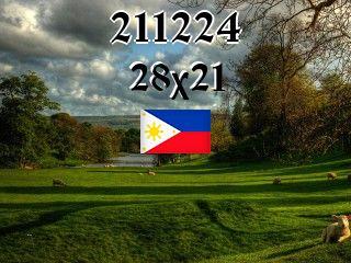 Filipiński puzzle №211224