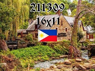 Filipiński puzzle №211309