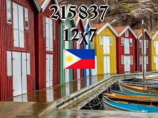 Filipiński puzzle №215837