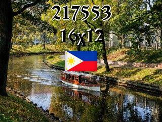 Filipiński puzzle №217553