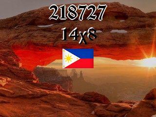 Filipiński puzzle №218727