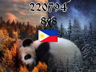 Filipiński puzzle №220794