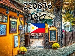 Filipiński puzzle №220836