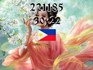 Filipiński puzzle №221185