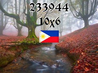 Filipiński puzzle №233944