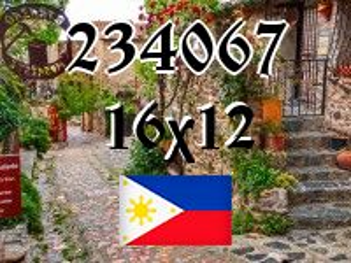 Filipiński puzzle №234067
