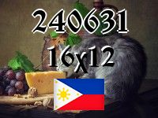 Filipiński puzzle №240631