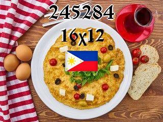 Filipiński puzzle №245284