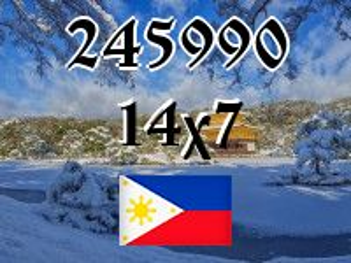 Filipiński puzzle №245990