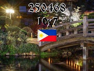 Filipiński puzzle №250468