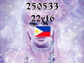 Filipiński puzzle №250533