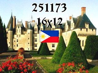 Filipiński puzzle №251173