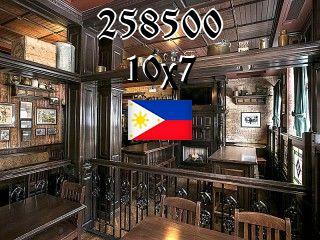 Filipiński puzzle №258500