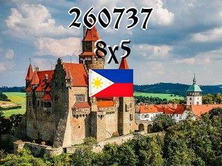 Filipiński puzzle №260737