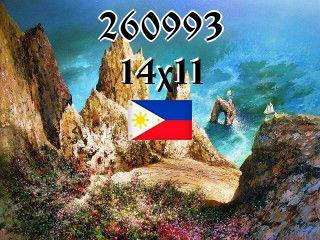 Filipiński puzzle №260993