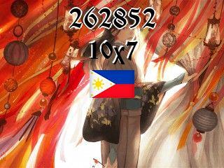 Filipiński puzzle №262852