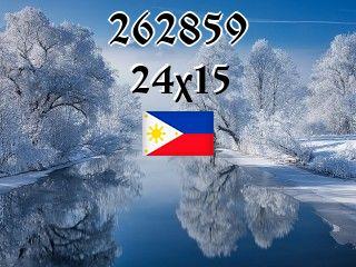 Filipiński puzzle №262859