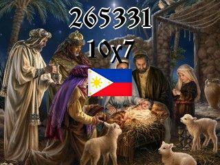 Filipiński puzzle №265331
