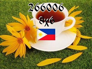 Filipiński puzzle №266006