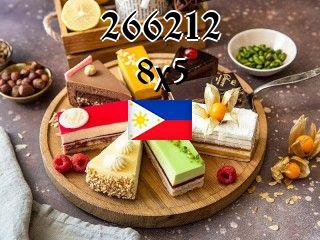Filipiński puzzle №266212