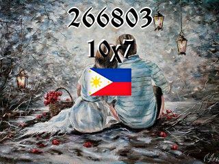 Filipiński puzzle №266803