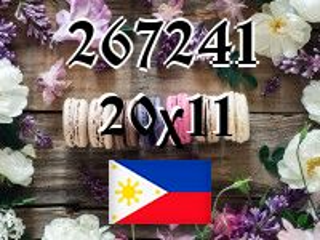 Filipiński puzzle №267241