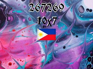 Filipiński puzzle №267269