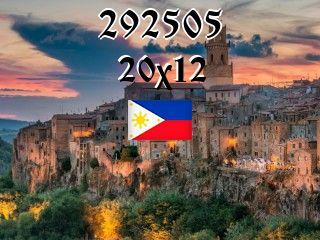 Filipiński puzzle №292505
