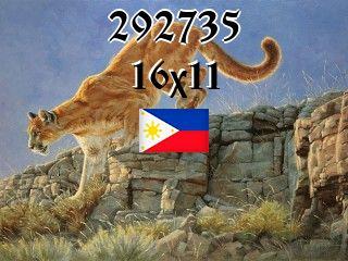 Filipiński puzzle №292735