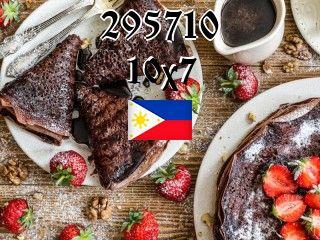 Filipiński puzzle №295710