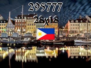 Filipiński puzzle №295777