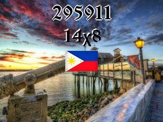 Filipiński puzzle №295911