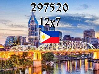 Filipiński puzzle №297520