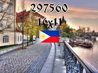 Filipiński puzzle №297560