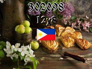 Filipiński puzzle №302098