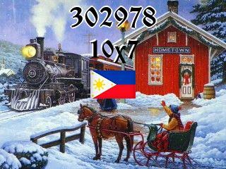 Filipiński puzzle №302978