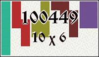 Polyominoes №100449