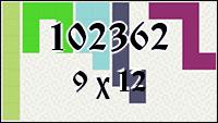 Polyomino №102362